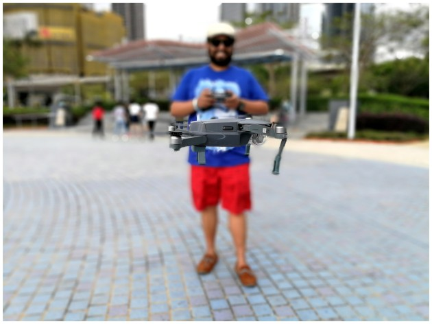 Drone with Harshad